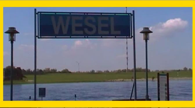 Vom Rhein zur Nordsee entlang der Bundesstraße 70 Teil 2