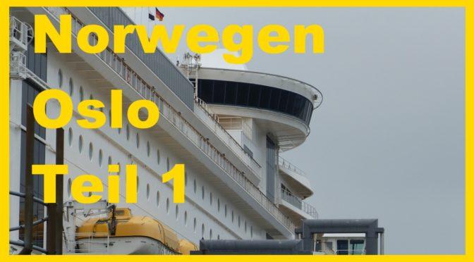 Reisebericht Wohnmobilstellplätze Norwegen Oslo