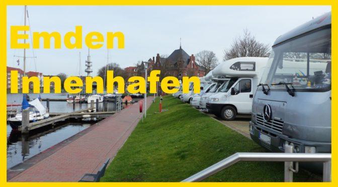 Wohnmobilstellplatz Emden Alter Binnenhafen