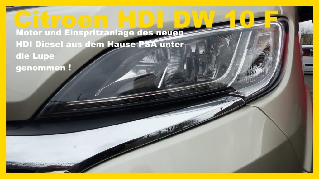 Clever Celebration Wohnmobil Modell 2017 Citroen HDI Dieselmotor DW 10F im