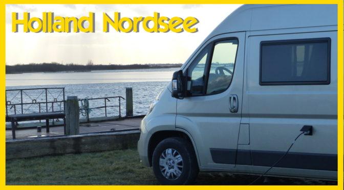 Wohnmobilstellplätze Holland Nordsee Westfriesiche Inseln